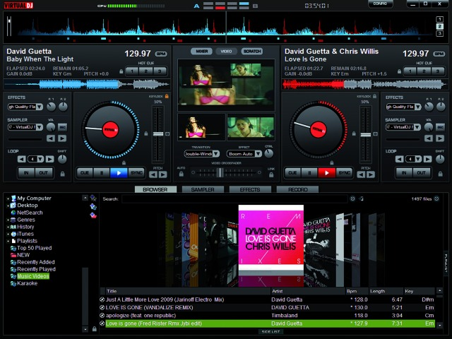 11045042 Virtual DJ Software