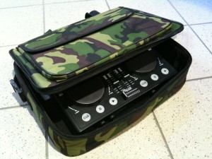 DIMAVERY Effect-Pedal-Bag