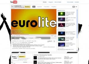 Eurolite YouTube Kanal