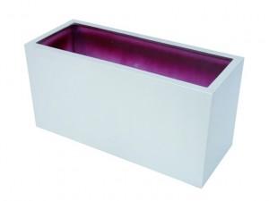 Europalms Leichtsin Cube-50 silber 83011871