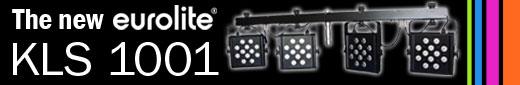 Eurolite LED KLS-1001