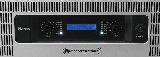 Omnitronic Verstärker