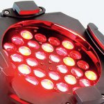 Eurolite LED MLZ-56 RGB Test