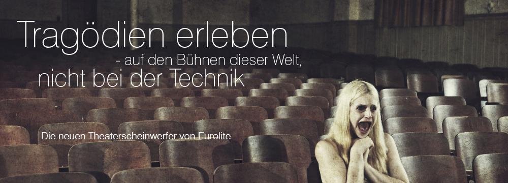 Eurolite Theaterscheinwerfer
