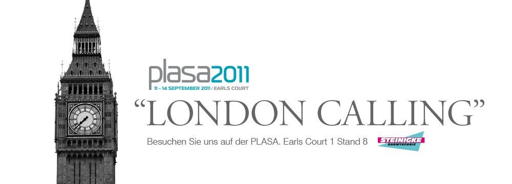 PLASA London