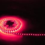 Farbenvielfalt mit LED-Ribbons für den Außenbereich