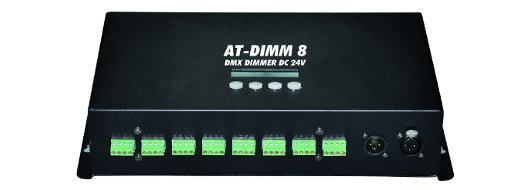 EUROLITE AT-DIMM 8 DMX Dimmer
