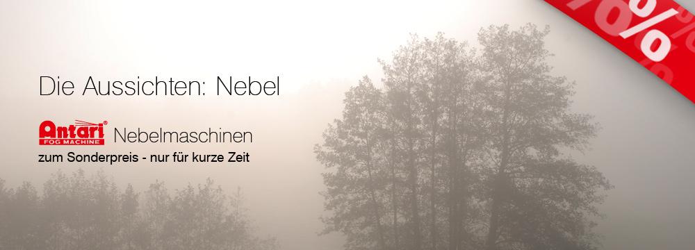 Antari Nebelmaschinen