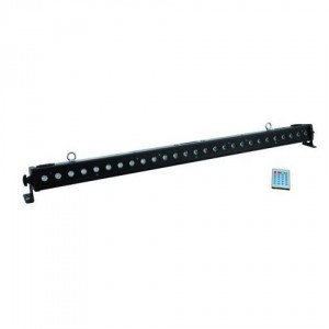 EUROLITE LED BAR-27 UV 27x1W 25° inkl. IR