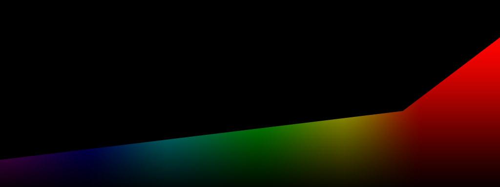 Farbspektrum Halogen