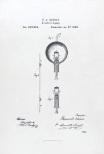 Patent Light_bulb_Edison