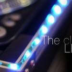 Indirekte Beleuchtung für Farbakzente im Dekorationsbereich