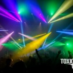 Toxicator 2013 mit 40 Futurelight PLB-130