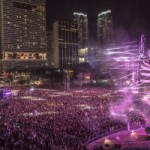 Eurolite beim Ultra Music Festival Miami stark vertreten