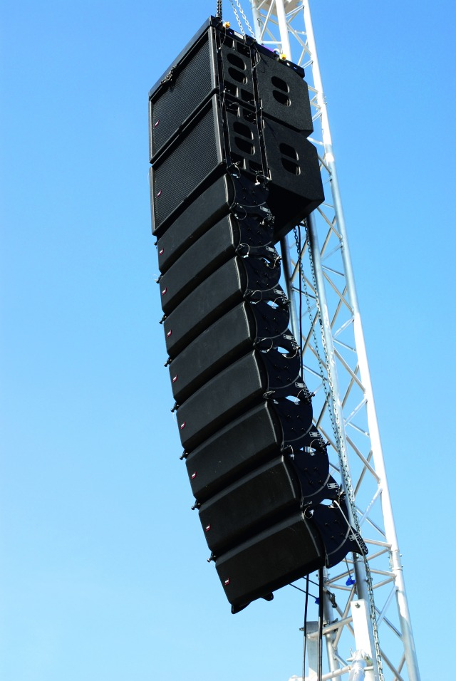 Bild 2 Line Array