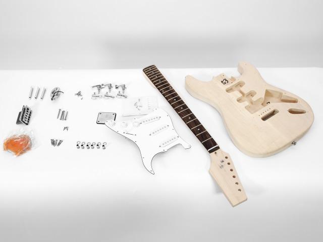 Gitarrenbausatz von DIMAVERY