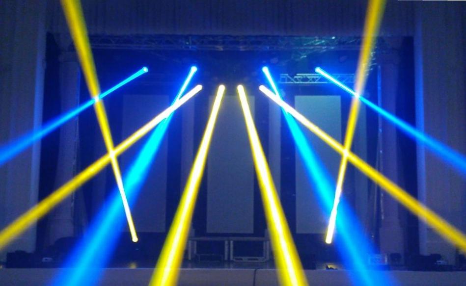 Die Firma Schattenklang setzt auf Geräte der Marke Futurelight